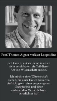 Wissenschaftler verlässt Leopoldina